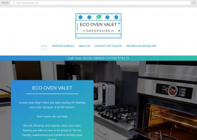 Eco Oven Valet