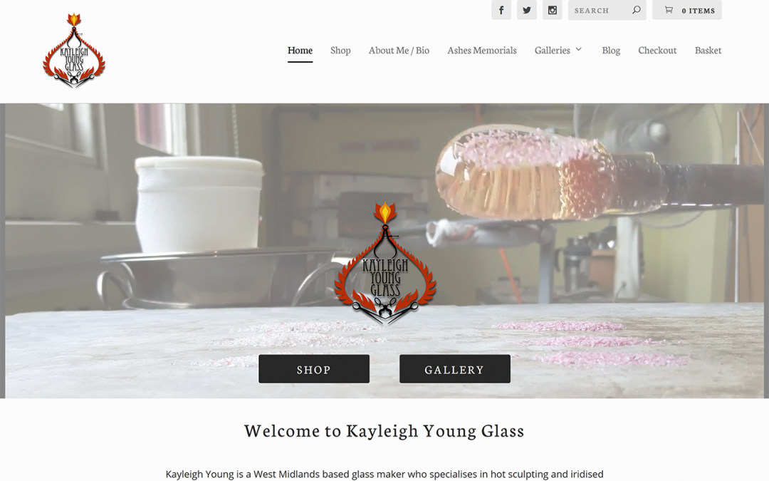 KAYLEIGH YOUNG GLASS