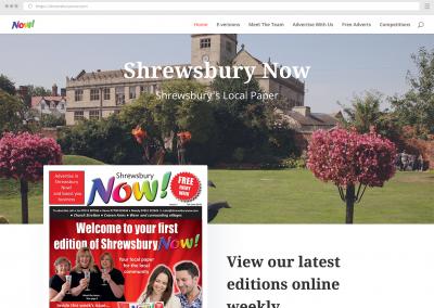 SHREWSBURY NOW